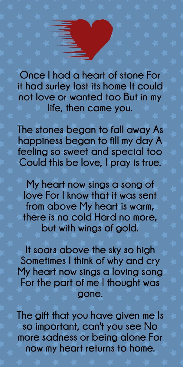 Emotional love Poems