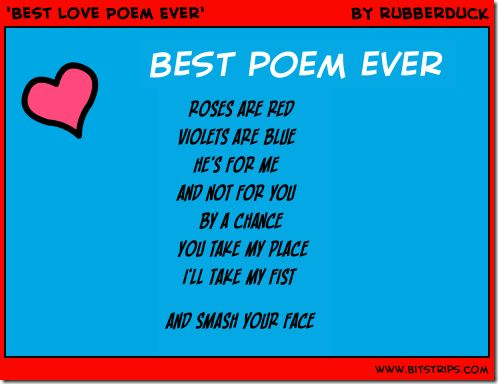 funny romantic poems for girlfriend