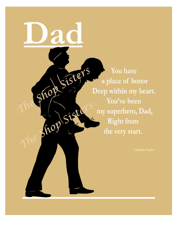 Father To Son Poems