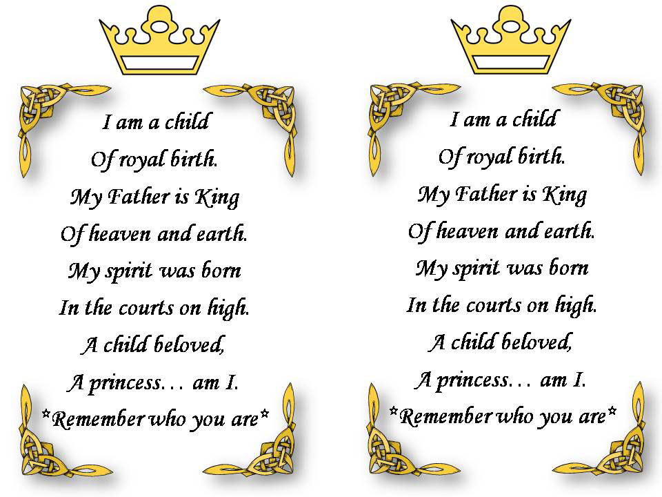King Poems