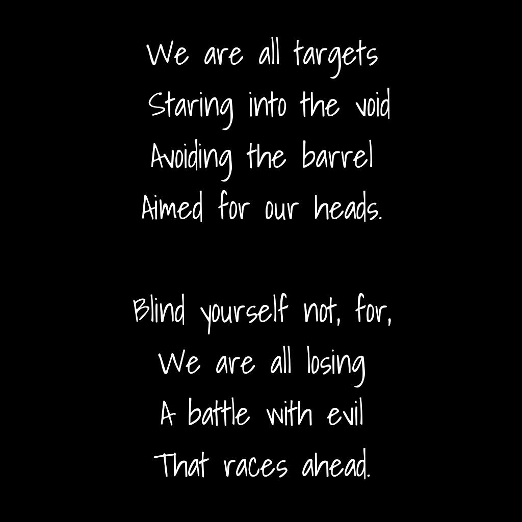 Deception Poems
