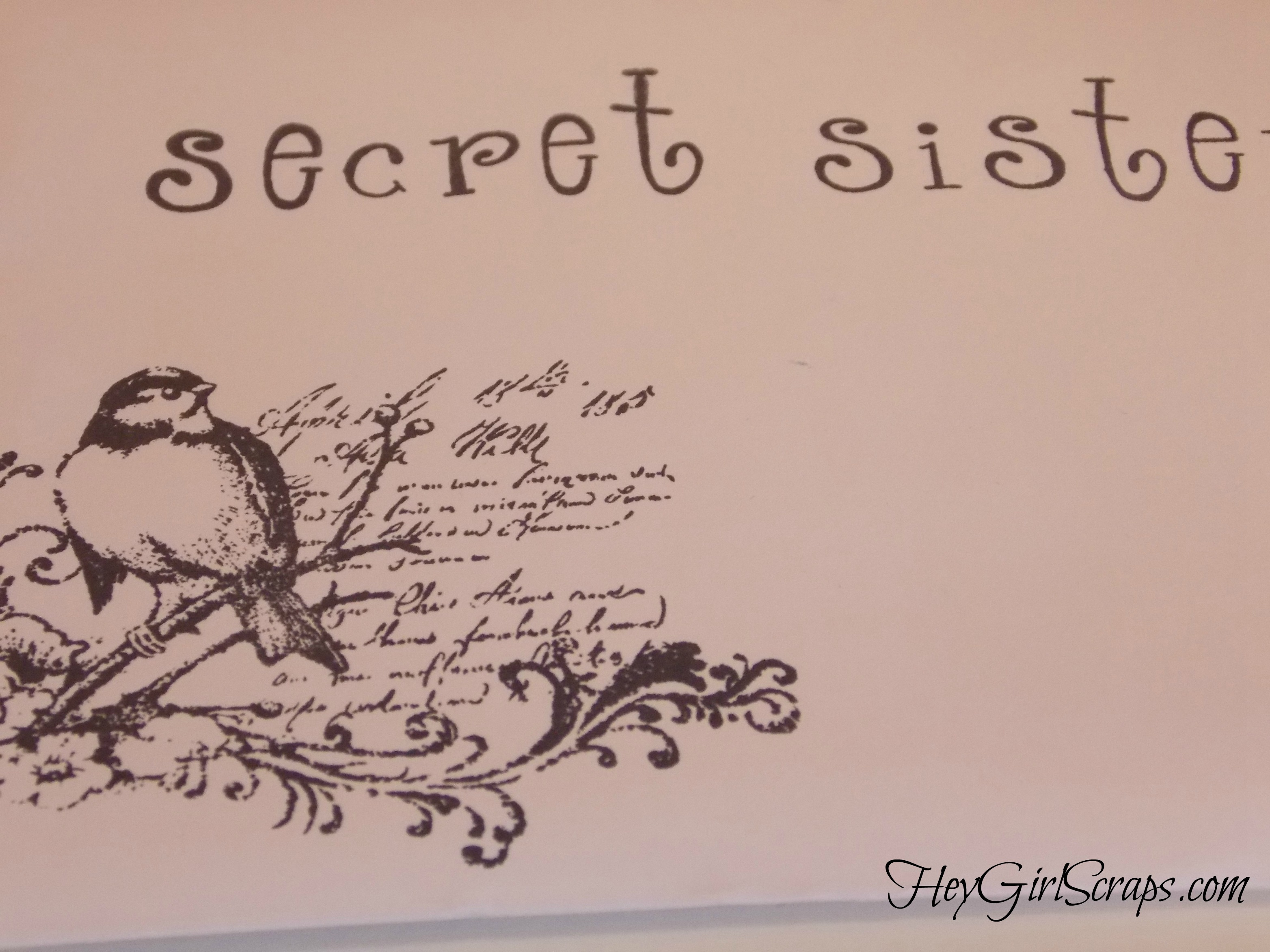 Secret Sister Gift Ideas For Valentines Gift Ideas