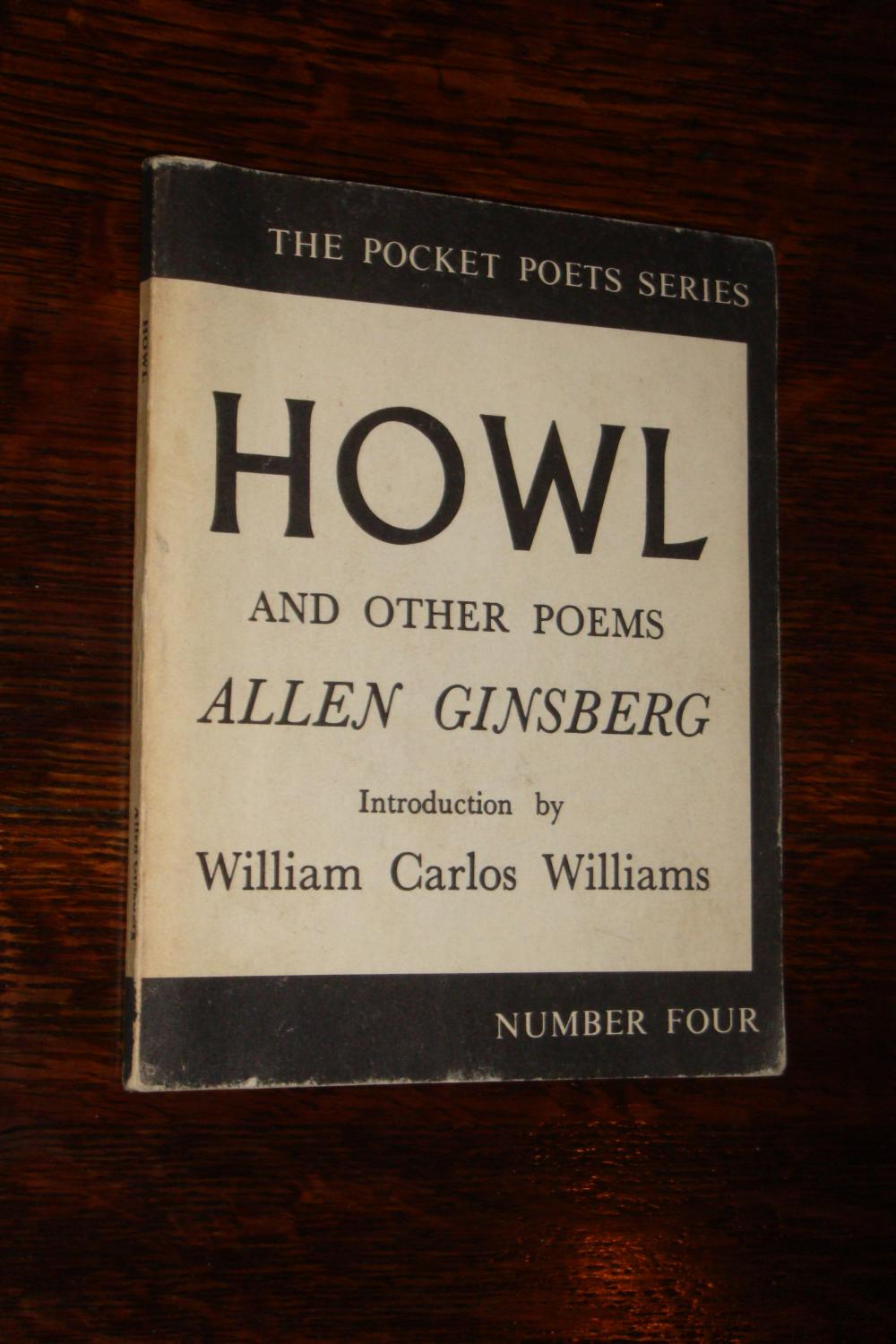 a review of the poems howl and kaddish by allen ginsberg Allen ginsberg's howl and other poems was originally published by city lights books in the fall of 1956 subsequently seized by us customs and the san francisco police, it was the subject of a long court trail at which a series of poets and professors persuaded the court that the book was not obscene.