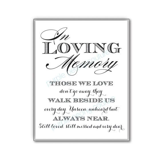 In Memory Quotes For Your Pas Quotesgram