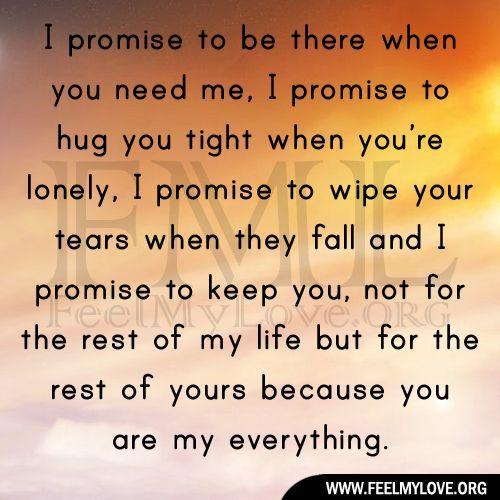 i promise poems
