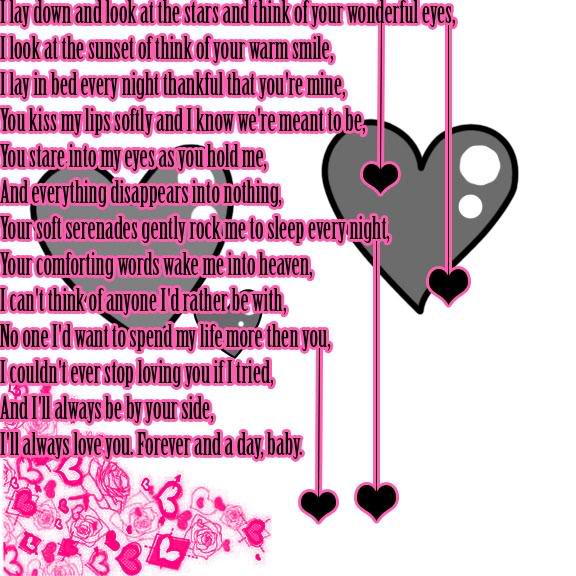 Always And Forever Love Poems