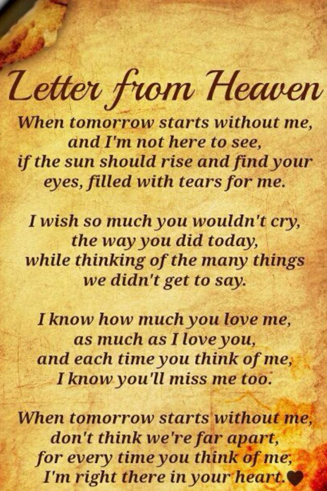 love you forever poems