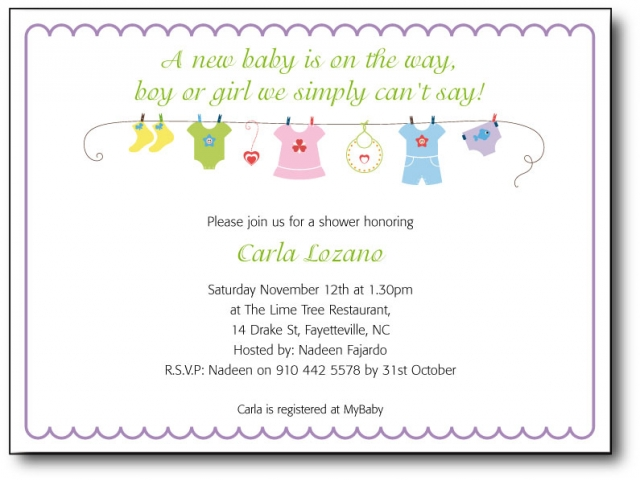 Baby shower invitation poems baby shower invitation wording template best template filmwisefo