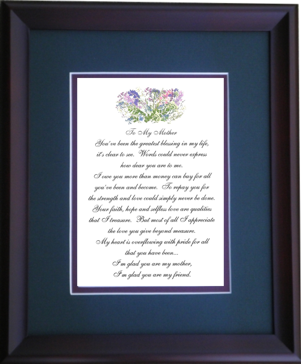 The Broken Chain Poem In Classic Traditional Frame Trending News Today