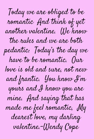 flirty love poems