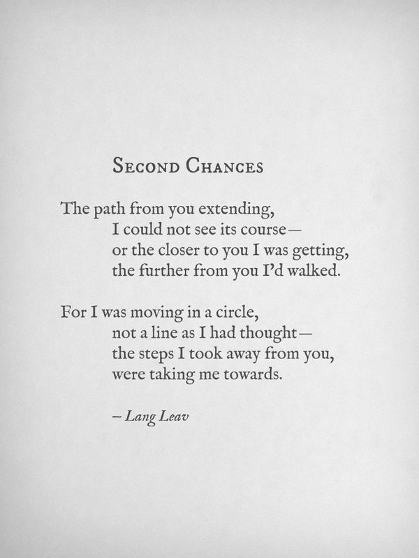 Chance Poems