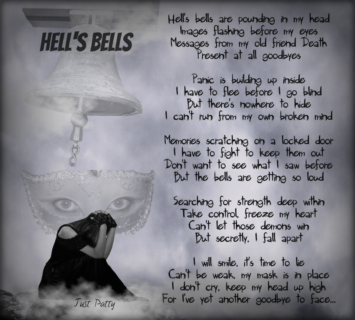 symbols of poes poem the bells essay Edgar allan poe entwined all these symbols in the raven, a deliciously twisted poem about the death of beauty and the heartache it causes poe lived a solitary, reckless life, which included the use of alcohol and drugs.