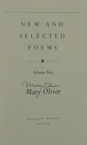 owl mary oliver essay The great-horned owl is one of the most mysterious animals of the world in an excerpt from mary oliver's essay owls, she discusses her fear as well as her utmost.