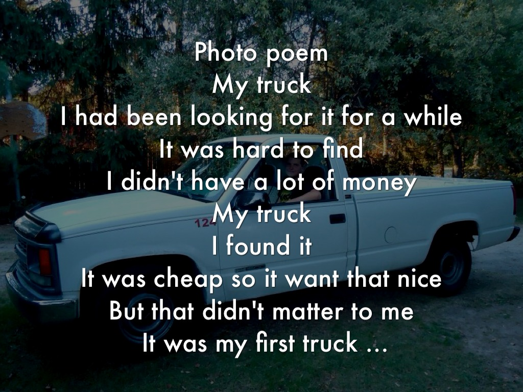 Tow-man Prayer | Tow truck driver, Tow truck, Truck driver ... |Lifted Truck Poems