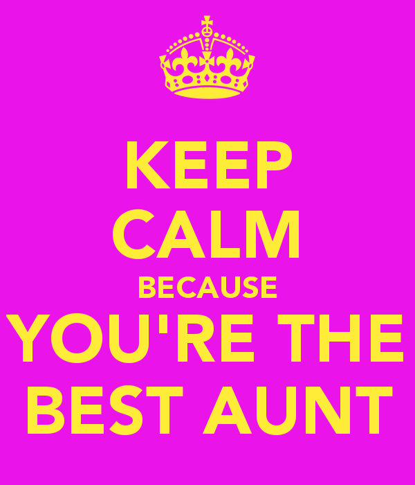 Favorite Aunt Poems