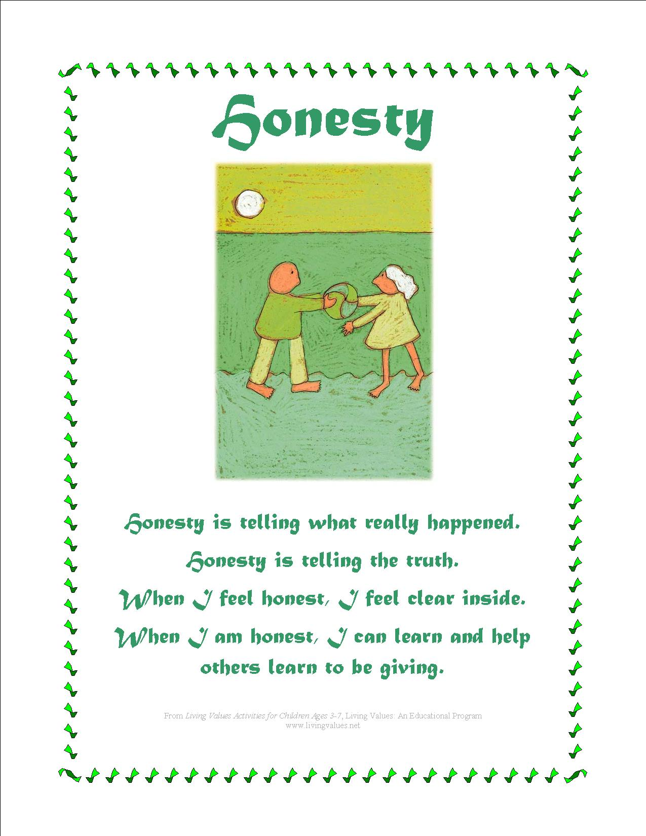Honesty & Truth |Honest Poetry