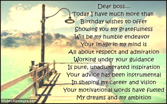 Birthday cards for a boss choice image free birthday card design boss poems m4hsunfo