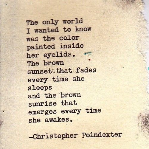 Your Beautiful Poems