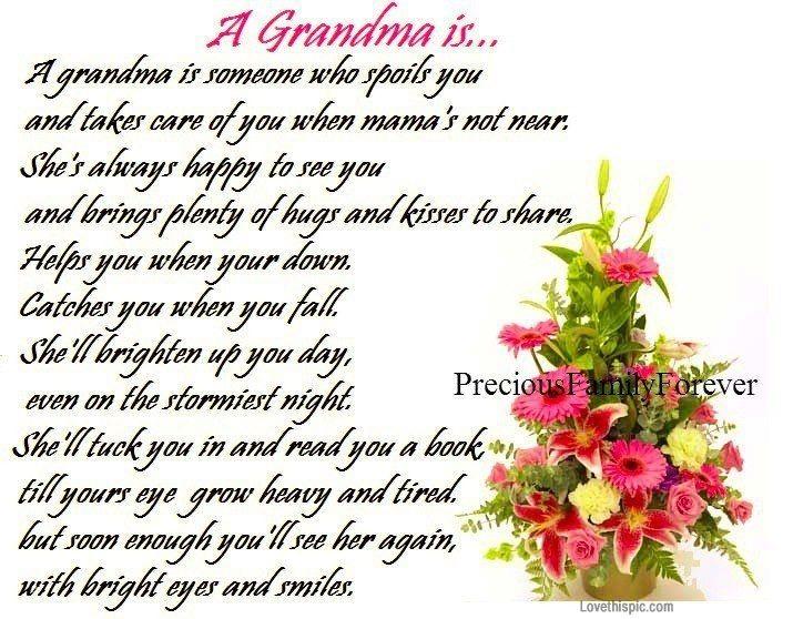 Mamaw Poems