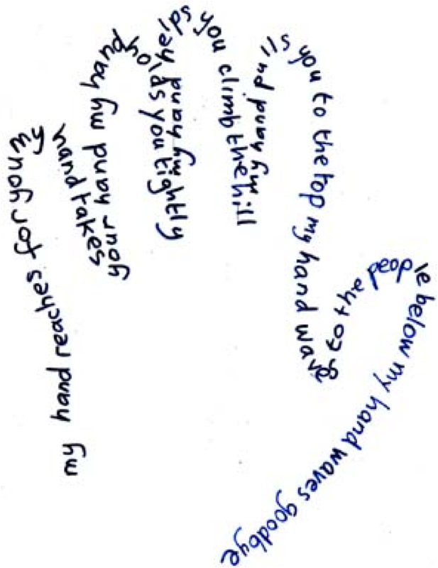 Examples Of Concrete Poems