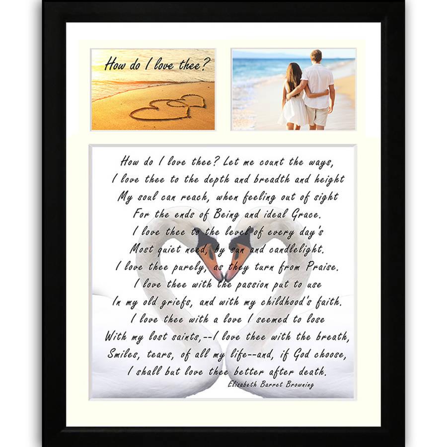 Frames for Poems