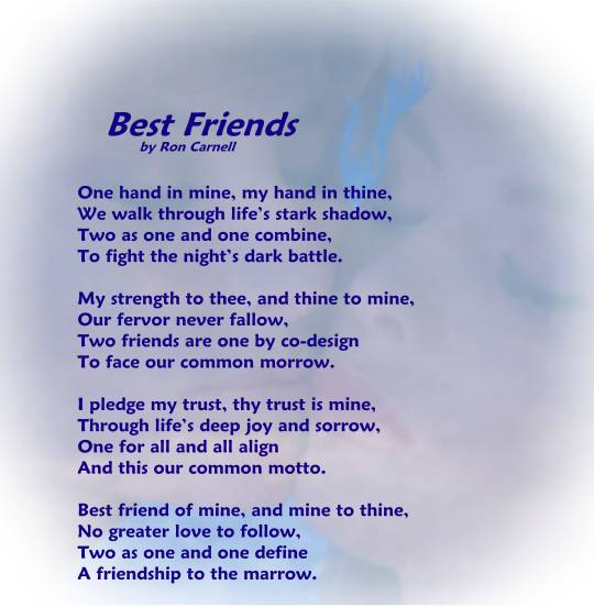 Saying Quotes About Sadness: Friendship Poems