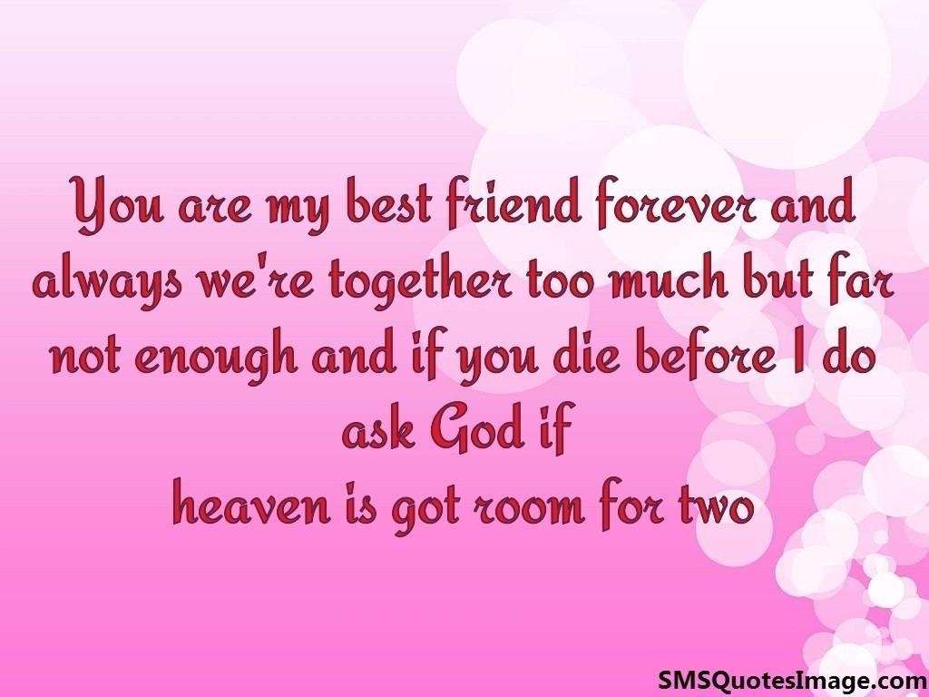 Forever friendship Poems