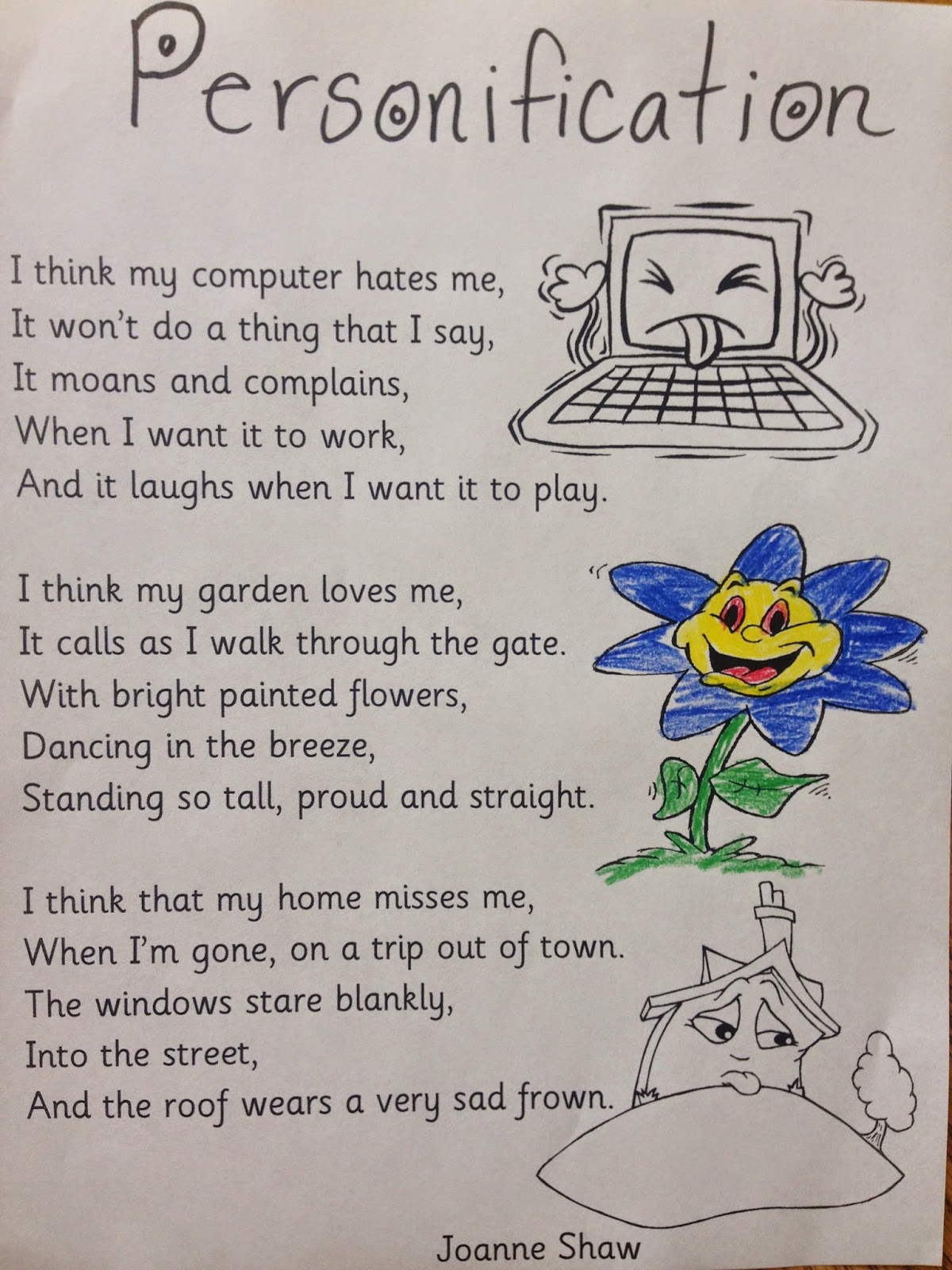 Tongue Twister Poems