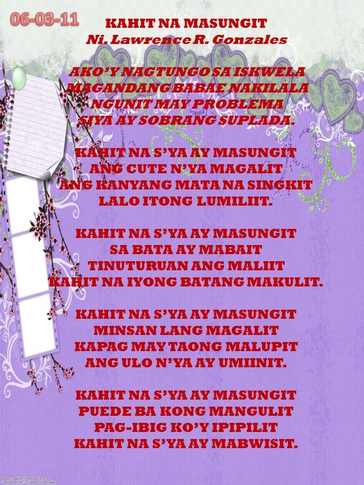 Filipino Poems