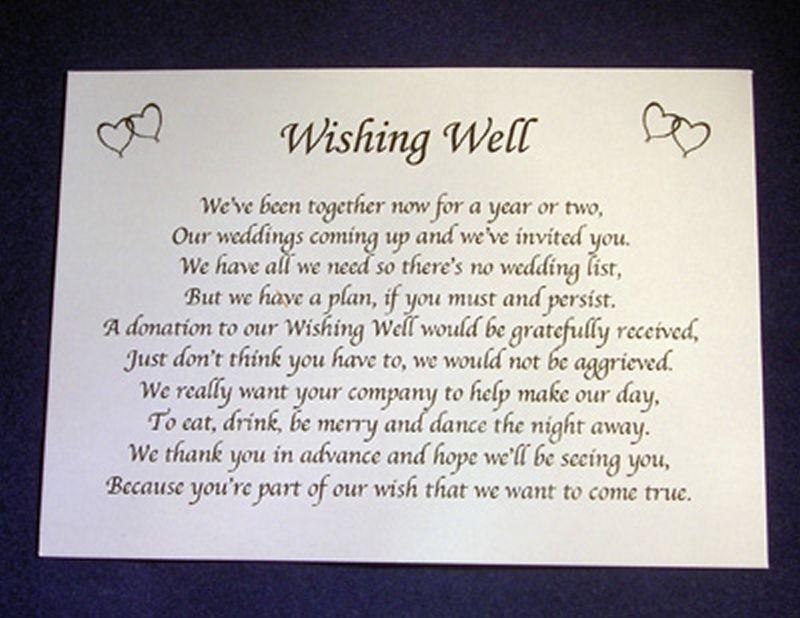 Wedding Invitation Wording Monetary Gifts Preferred 28 Images