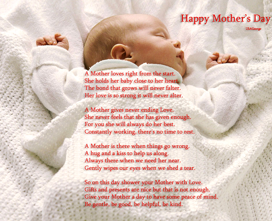 New Mother Poems