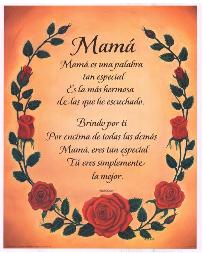 Mothers Day Quotes In Spanish And English | Automobilistmetpit