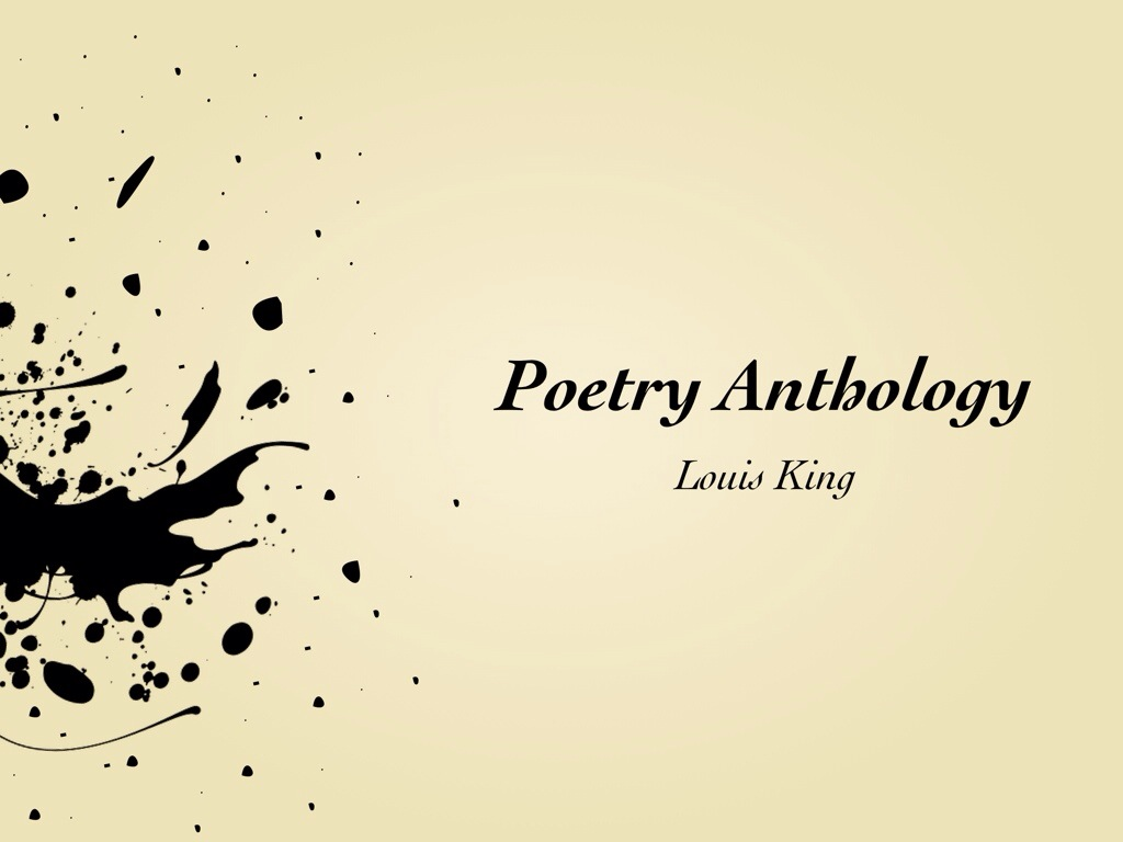 poetry anthology Only poems listed here or in the current printed anthology are eligible for the 2018-2019 competition.