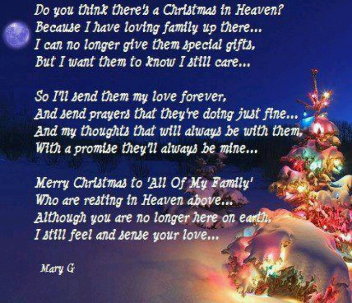 Missing Mom At Christmas.Missing My Mom In Heaven Poems