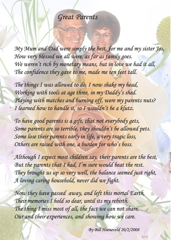 my daddy md poem