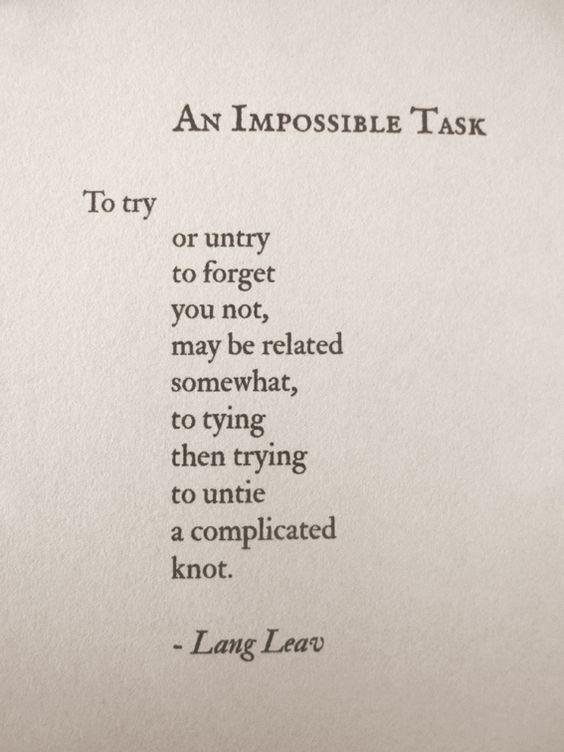 Complicated Poems