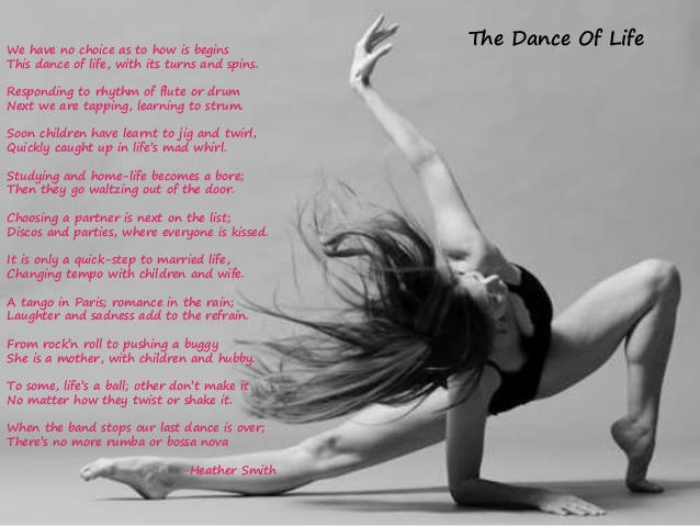 The Dancer poem by Christy Ann Martine - Poetry poems