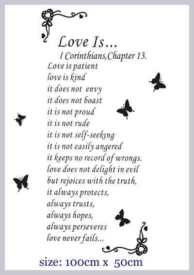Love Is Poems