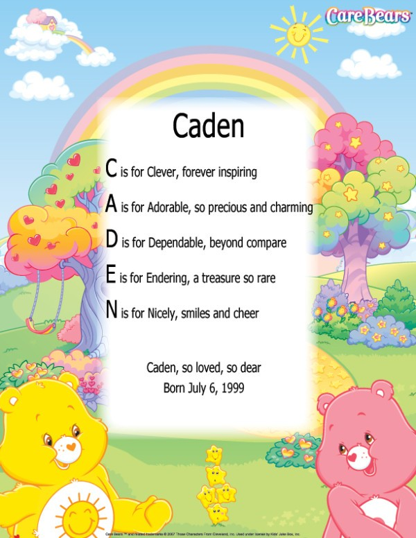 English poems for kids video