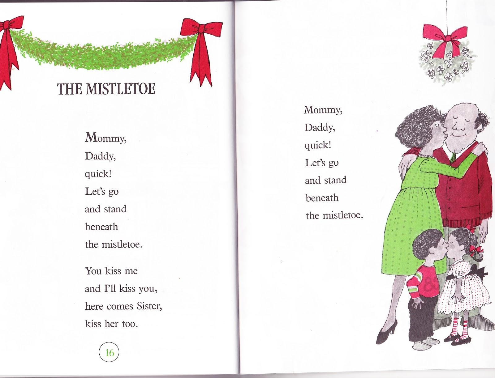 childrens christmas poems