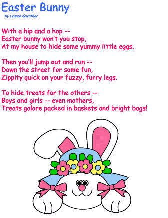 Funny easter poems m4hsunfo