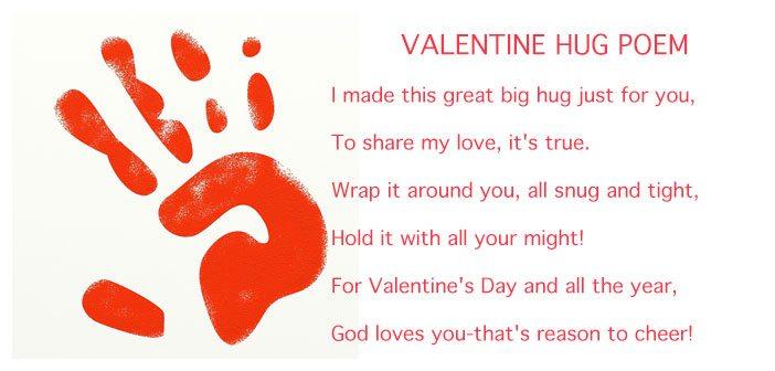 Childrens Valentine Poems