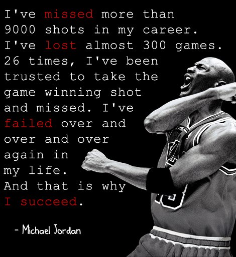 huge discount 8c00b 2b3e3 Michael Jordan Posters With Quotes. QuotesGram