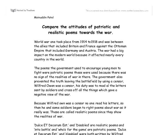patriotism poem by sir walter scott
