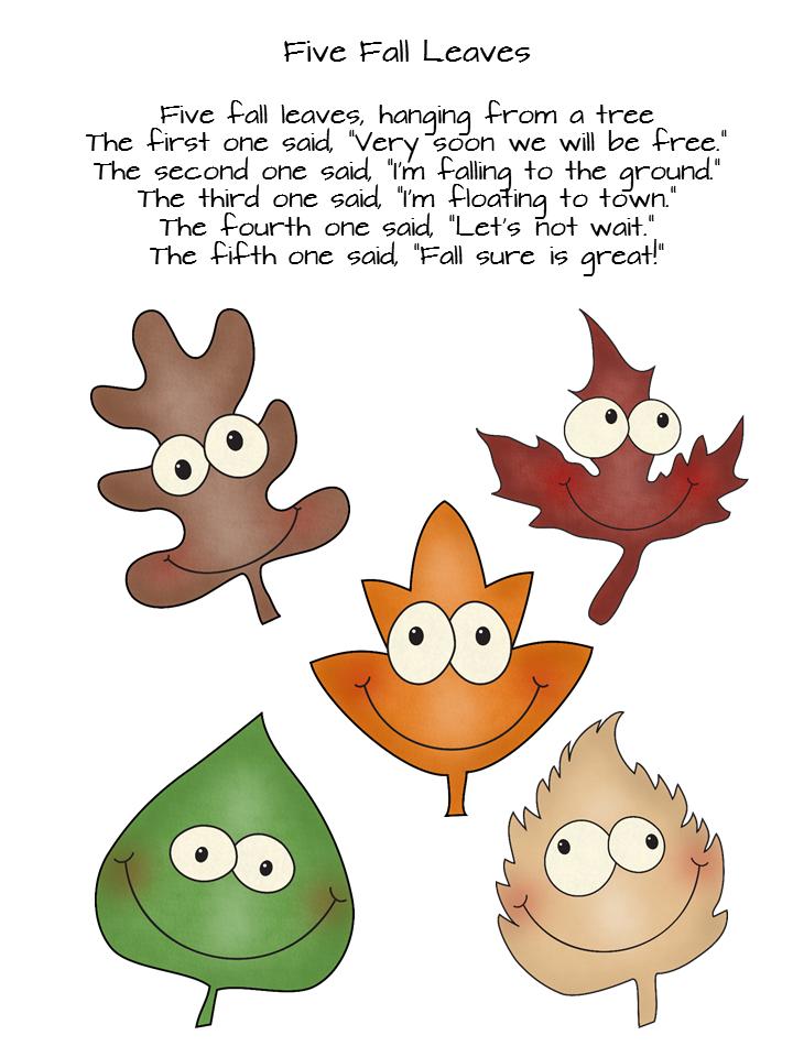 Leaf Poems
