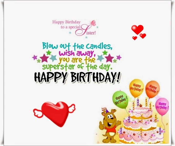 happy birthday cousin sister wishes s and quotes