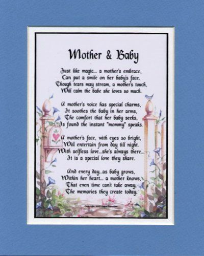 Baby Boy Poem To Mom Archidev