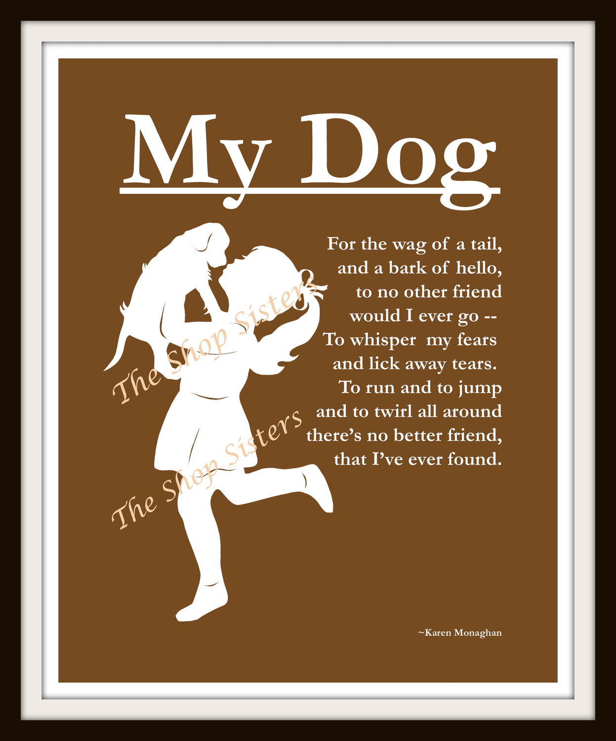 Short dog Poems