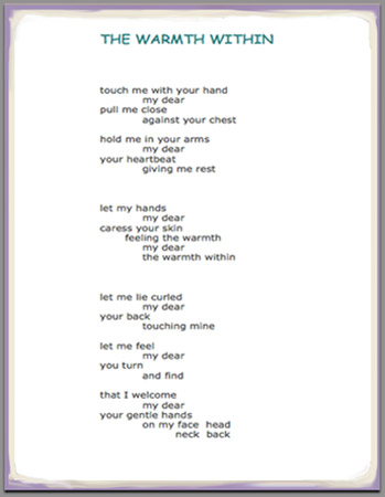 Graphic sexual poems for him