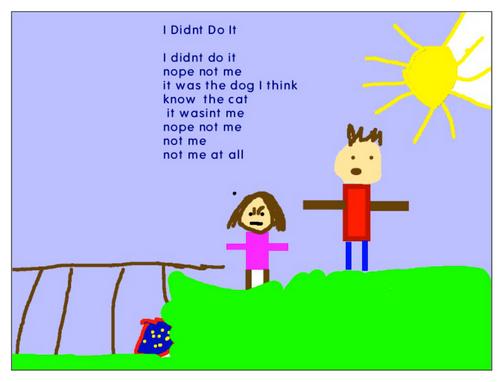 short kids poems